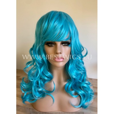 Mono machine wig Wavy long hair / Fantasy collection