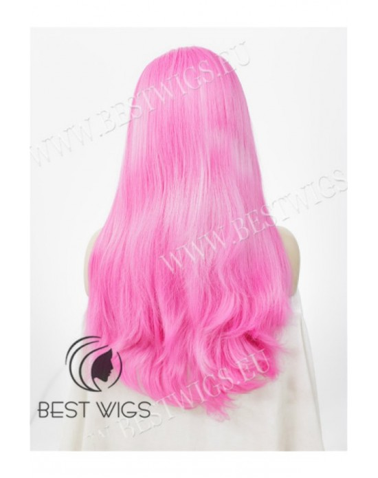 Synthetic lace front wig Changeable Color CHAMELEON FUSCHIA